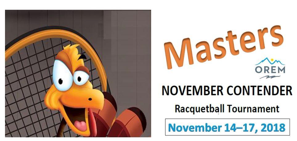 Registration Ends November 12th @ 6:00am