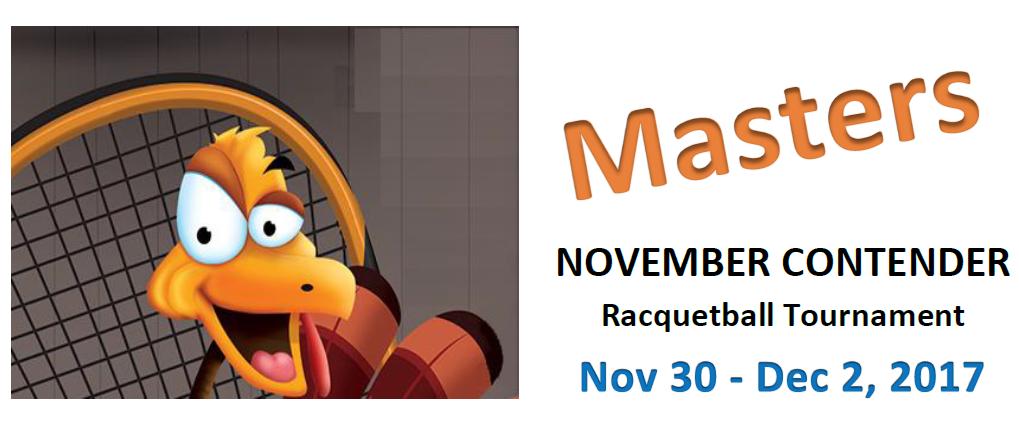 Registration Ends November 27th @ 6:00am