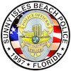 Sunny Isles Beach Police Department Seal.